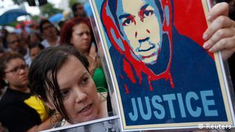 Trayvon Martin Prozess & Proteste nach Urteil