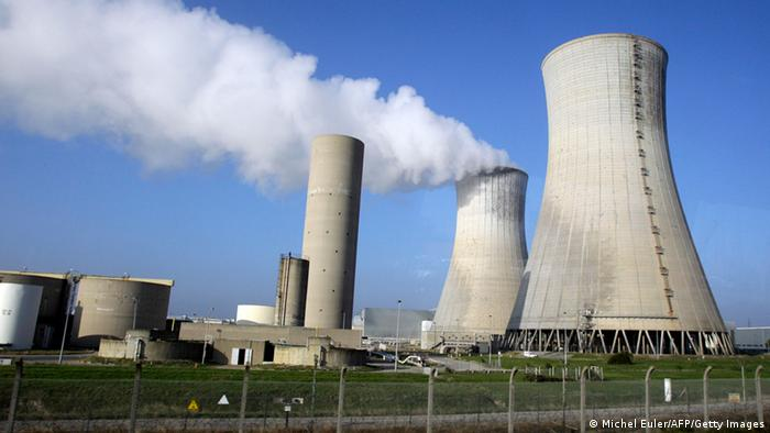 The Tricastin nuclear power plant site of Areva in Bollene, southern France, (Photo: AFP MICHEL EULER/ Getty Images)
