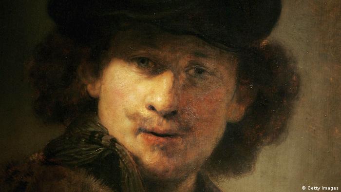 Rembrandt Selbstporträt (Getty Images)