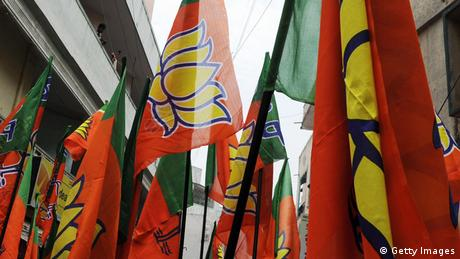 Indien - Bharatiya Janta Party (Getty Images)