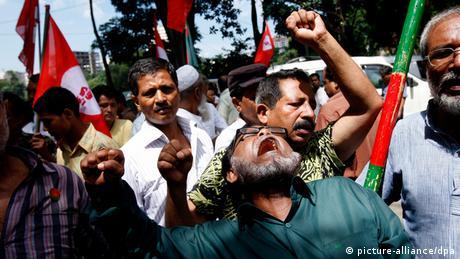 Bangladesch Ghulam Azam Urteil 15.07.2013