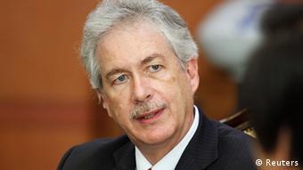 USA der stellvertretende US-Außenminister William Burns