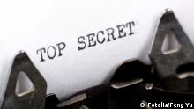 Top Secret (Fotolia/Feng Yu)