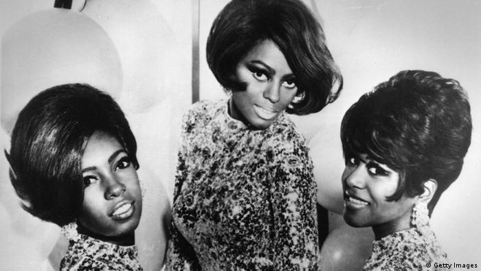 Diana Ross and the Supremes (Getty Images)