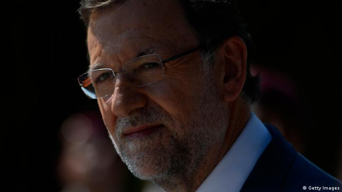 Spaniens Premierminster Mariano Rajoy (Foto: AFP/Getty Images)