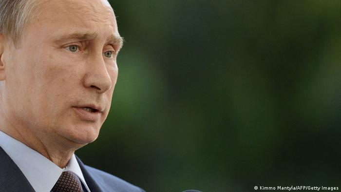 Russian President Vladimir Putin Photo: Getty Images
