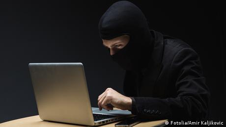 Symbolbild Darknet