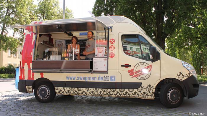 Food Truck Foodtruck Geschichte Start up Unternehmen Wirtschaft