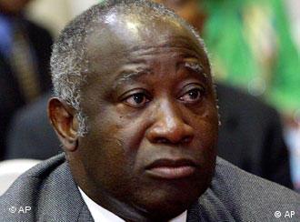 Laurent Gbagbo (Foto: AP)