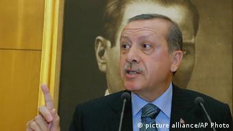 رجب طیب اردوغان، نخستوزیر ترکیه