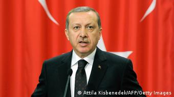 Turkish Prime Minister Recep Tayyip Erdogan (Photo: ATTILA KISBENEDEK/AFP/Getty Images)