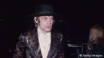 Musiker Mick Jagger The Rolling Stones 1967