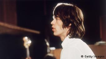 Musiker Mick Jagger The Rolling Stones 1968
