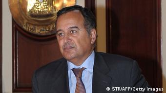 Ägyptens Außenminister Nabil Fahmi (Foto: Getty Images/AFP)