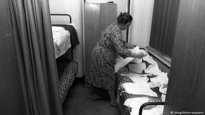 Doseljenički logor u SR Njemačkoj za Nijemce iz SSSR