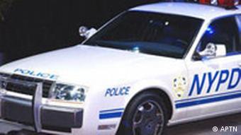 New York Polizeiauto