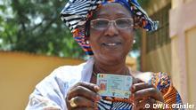 Mali Wahlvorbereitung für die Präsidentschaftswahlen