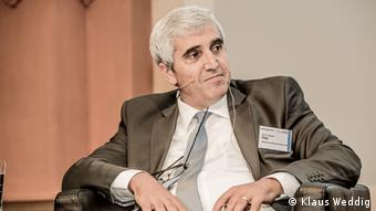 Türkei Hüseyin Bagci Konferenz zur Energieversorgung in Frankfurt