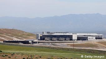 A new National Security Agency (NSA) data center is seen June 10, 2013 in Bluffdale, Utah. The center, a large data farm that is set to open in the fall of 2013, will be the largest of several interconnected NSA data centers spread throughout the country. The NSA has come under scutiny after two large scale data survalliance programs were leaked to the press. (Photo by George Frey/Getty Images)