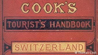 Thomas Cook Swiss Tourism