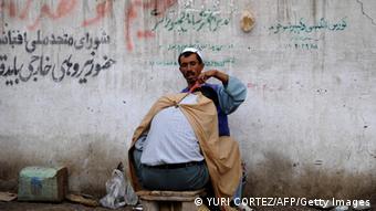 Friseur Afghanistan