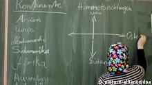 Unterricht im Fach Deutsch als Zweitsprache