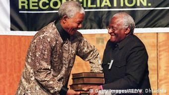 Bildergalerie Nelson Mandela (Walter Dhladhla/AFP/Getty Images)