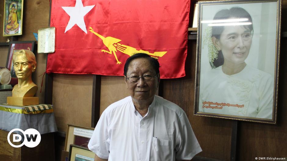 Enger Vertrauter von Aung San Suu Kyi stirbt in Haft