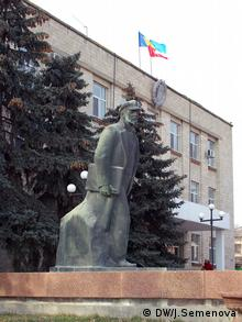 A building and monument in Gagauzia