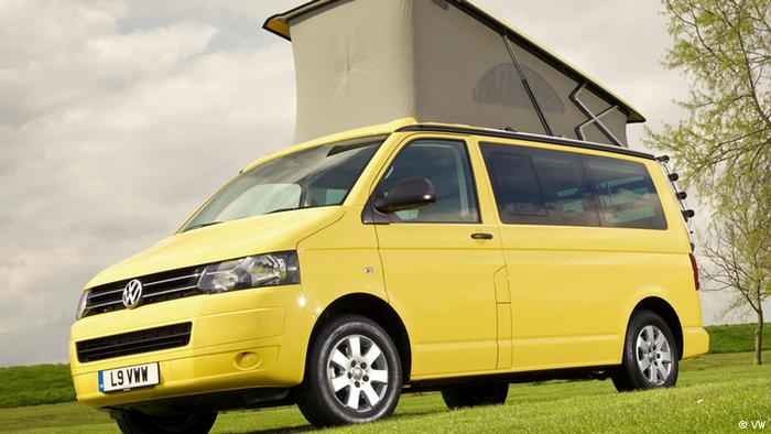 VW California 2012