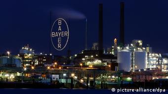 Bayer AG 150-jähriges Bestehen
