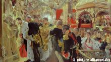 Nikolaus II. von Rußland Krönung