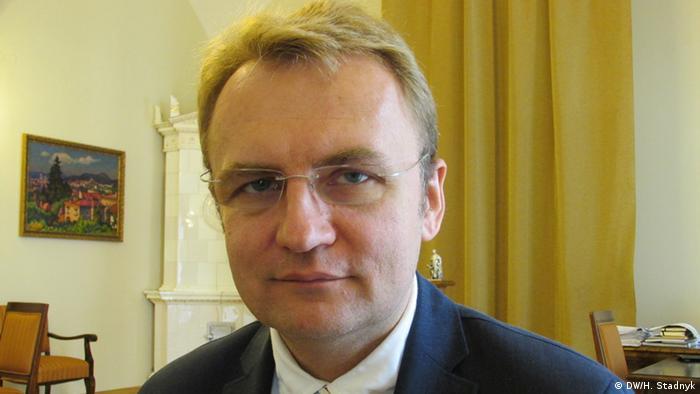 САП вручила підозру меру Львова Андрію Садовому