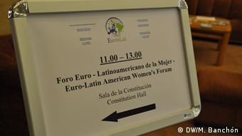 Forum der Frauen Europa-Lateinamerika