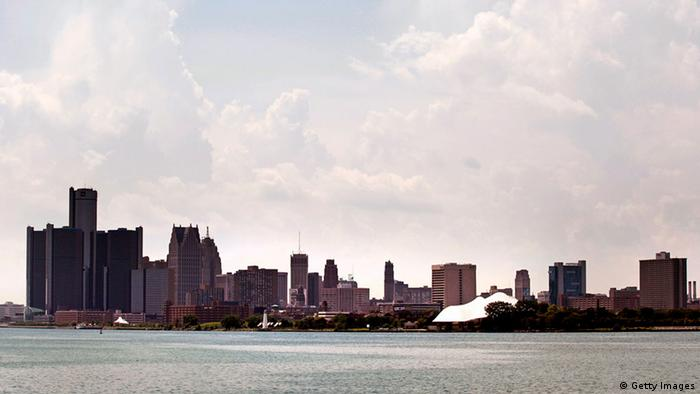 Detroit skyline (Photo: Bill Pugliano/Getty Images)