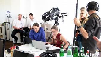 Participants of Cologne cryptoparty on 18.07.2013, (Photo: Rayna Breuer)