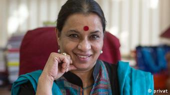 Women rights activist Ranjana Kumari (Copyright: privat)