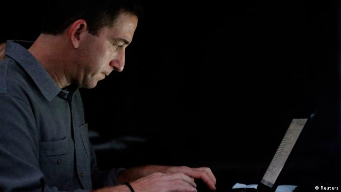 Glenn Greenwald, the blogger and journalist who broke the U.S. National Security Agency (NSA) surveillance scandal (Photo: REUTERS/Sergio Moraes)