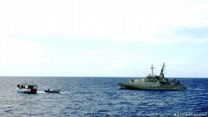 ketegangan di perbatasan indonesia australia relationship
