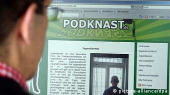 Internet Access For Germany S Prisoners Science In Depth Reporting On Science And Technology Dw 23 07 2013
