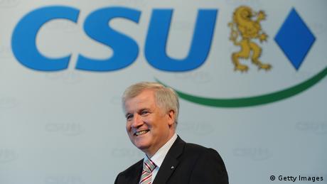 CSU - Horst Seehofer (Getty Images)