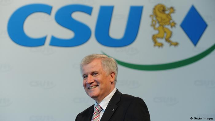 CSU - Horst Seehofer (Getty Images)