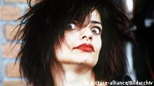 Nina Hagen Deutsche Rocksängerin, aufgenommen am 1. September 1980.