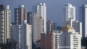 En Sao Paulo hay más de mil firmas europeas instaladas.