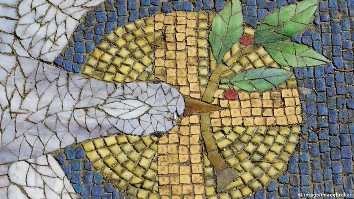 Symbolbild Taube mit Ölzweig