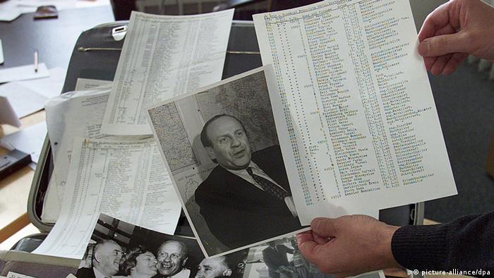 Oskar Schindler Liste