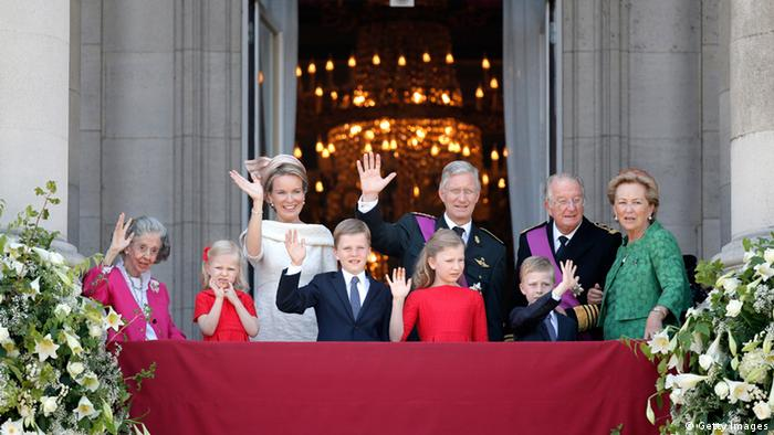 Royal family 2013 (photo: Getty)