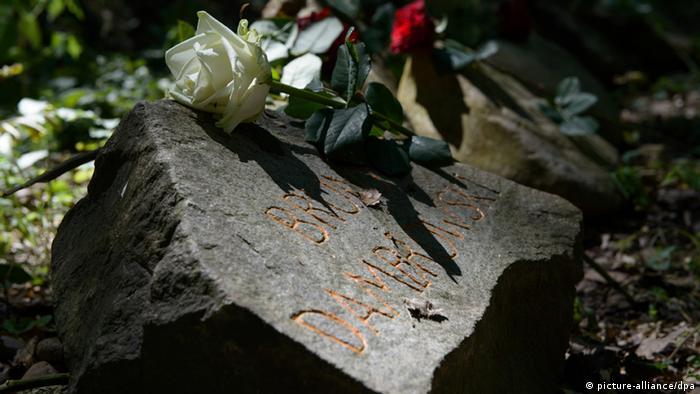 Buchenwald Gedenken Deportation Sinti- und Romakinder