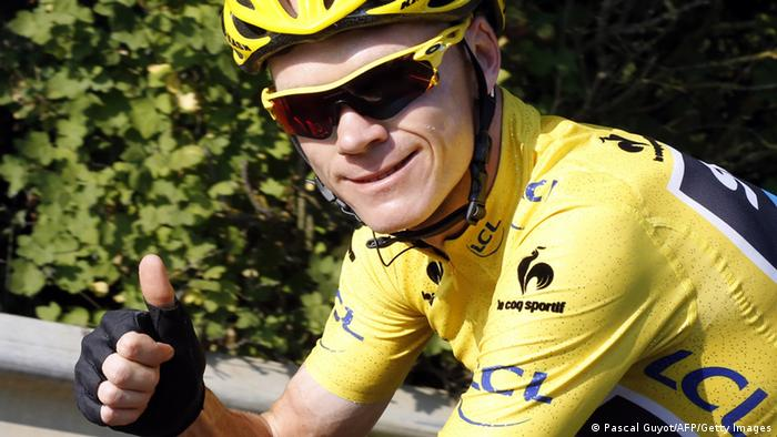 Christopher Froome (Foto: AFP/Getty Images)