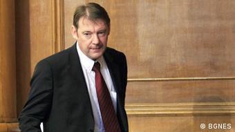 Владімір Пісанчев став шефом болгарської служби безпеки, одначе напруження це не зняло